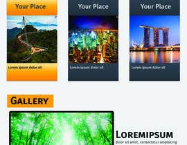 #2 cho Design a Website Mockup - One page bởi GetMeHire