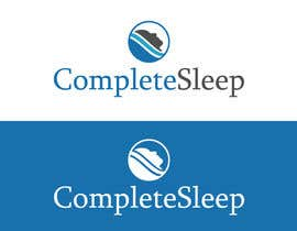 ashfaqkhatti tarafından Design a Logo for Complete Sleep Bedding için no 108