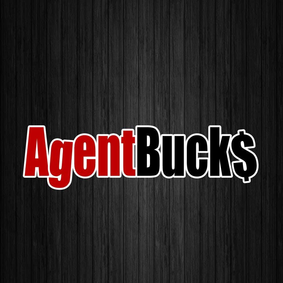Konkurrenceindlæg #                                        57                                      for                                         Logo Design for agentbucks.com