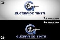 Graphic Design Inscrição do Concurso Nº159 para Logo Design for Guerra de Tinta