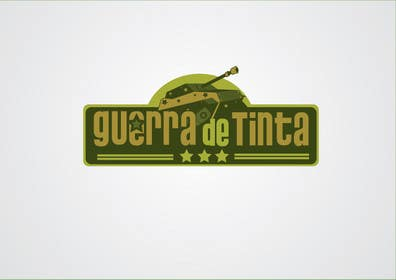 #241 для Logo Design for Guerra de Tinta от paxslg