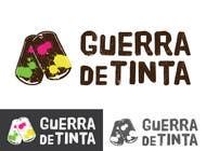 Graphic Design Inscrição do Concurso Nº172 para Logo Design for Guerra de Tinta