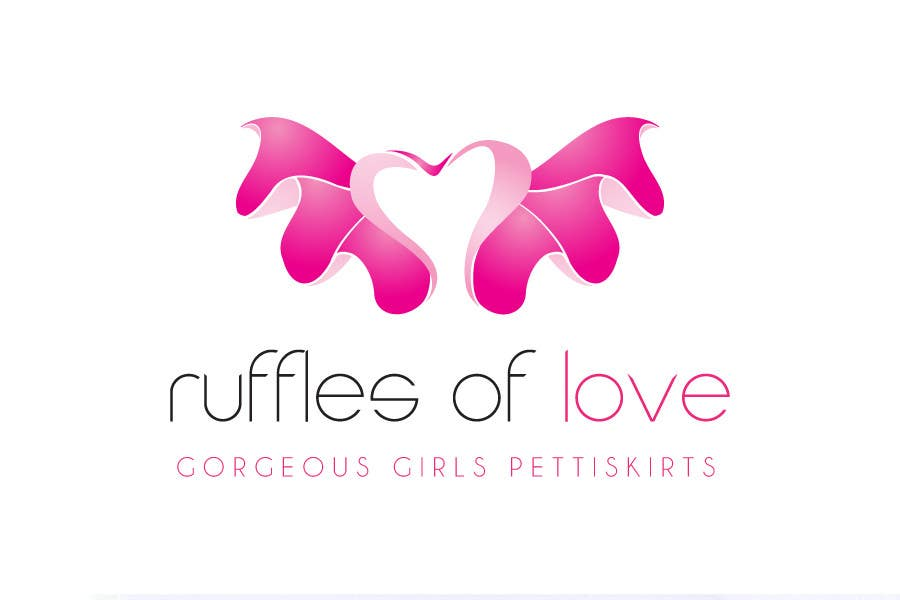 Contest Entry #89 for Logo Design for Ruffles of Love