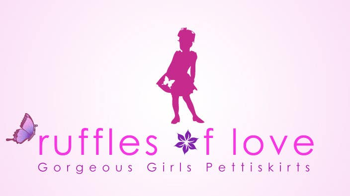 Contest Entry #201 for Logo Design for Ruffles of Love