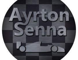 #5 para Preciso de um icone original sobre Ayrton Senna (sem foto) por JoaoPedroPereira