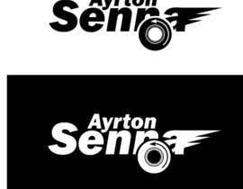 #7 para Preciso de um icone original sobre Ayrton Senna (sem foto) por DiogoDomingues