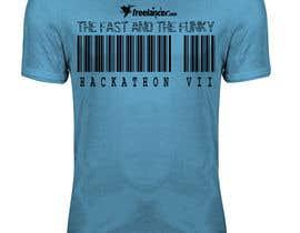 #116 untuk Design a T-Shirt for the Freelancer.com Hackathon !! oleh dennisjohn501nr