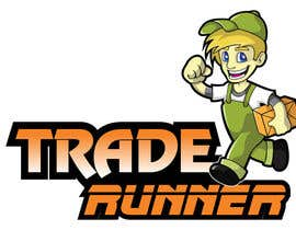 nº 297 pour Logo Design for TradeRunner par MyPrints
