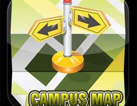 creativesweb tarafından Graphic Design for Campus Maps (iTunes Art) için no 50