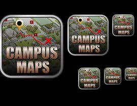 #48 untuk Graphic Design for Campus Maps (iTunes Art) oleh dimitarstoykov