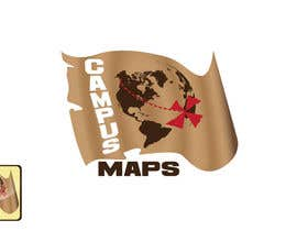 #59 for Graphic Design for Campus Maps (iTunes Art) af todeto