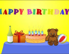 "codefive tarafından ""Design Birthday Ecards for 123Greetings.com –The world's largest ecards Website"" için no 22"