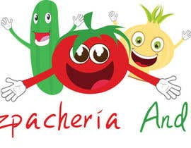 michaelsaizu tarafından New Logo and Corporate Identity for Gazpacheria için no 82