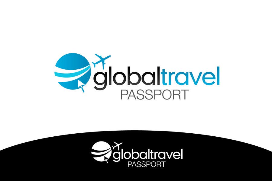 Proposition n°13 du concours Logo Design for Global travel passport