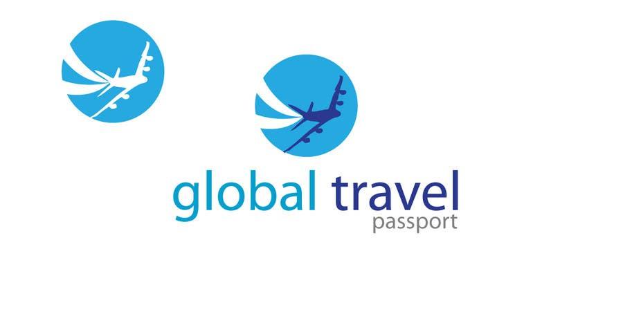 Konkurrenceindlæg #160 for Logo Design for Global travel passport