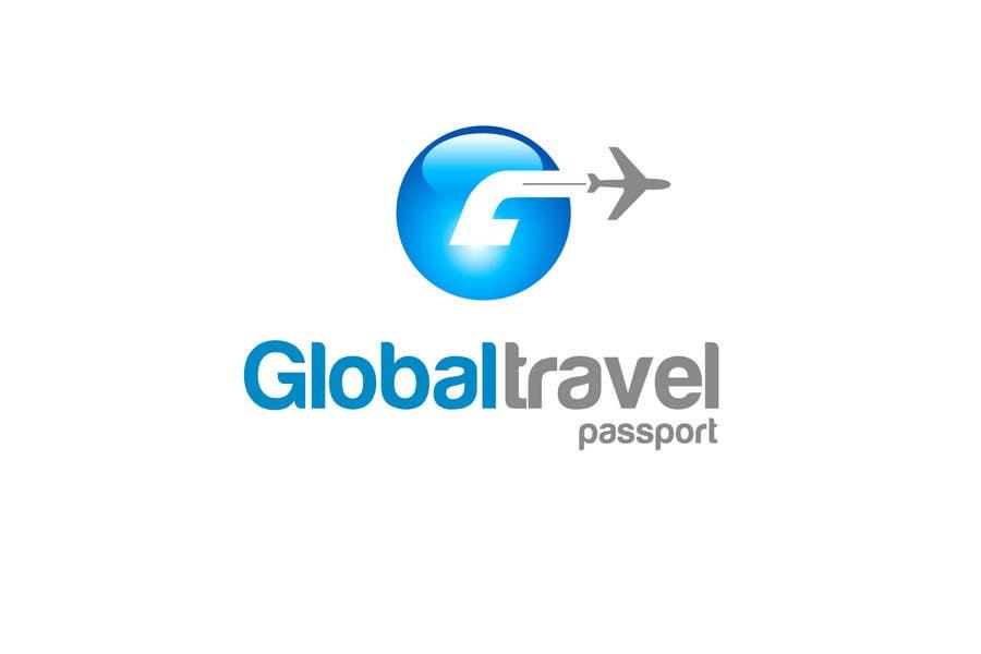 Konkurrenceindlæg #236 for Logo Design for Global travel passport