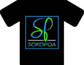 #143 cho Design a T-Shirt for Sokopoa bởi dzoni1985
