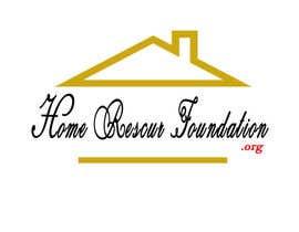 #29 untuk Design a Logo for HOMERESCUEFOUNDATION.ORG oleh hayakhan5