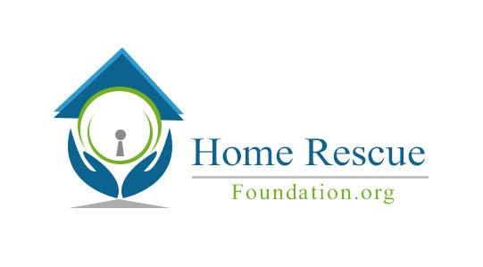 Penyertaan Peraduan #                                        43                                      untuk                                         Design a Logo for HOMERESCUEFOUNDATION.ORG