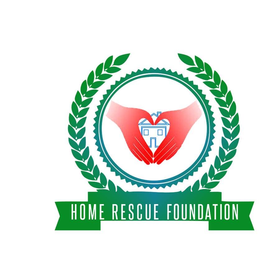 Penyertaan Peraduan #                                        32                                      untuk                                         Design a Logo for HOMERESCUEFOUNDATION.ORG