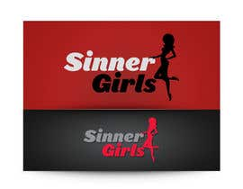 #309 para Logo Design for Sinner Girls por izzup