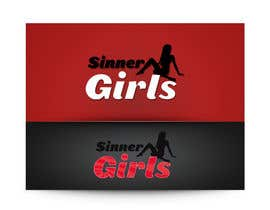 #307 para Logo Design for Sinner Girls por izzup