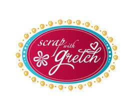 #10 untuk Logo Design for Scrap With Gretch oleh Grupof5