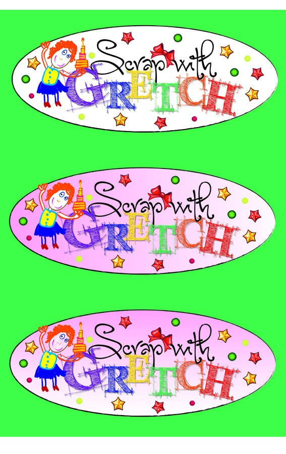 Kilpailutyö #25 kilpailussa Logo Design for Scrap With Gretch