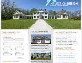drakondrakon1988 tarafından Design a Website Mockup for Residential Builder / Real Estate Developer için no 18