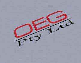 #392 for Logo Design for OEG Pty Ltd af Zibonnn