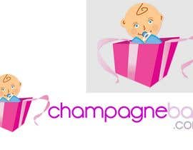 #106 , Logo Design for www.ChampagneBaby.com 来自 Grupof5