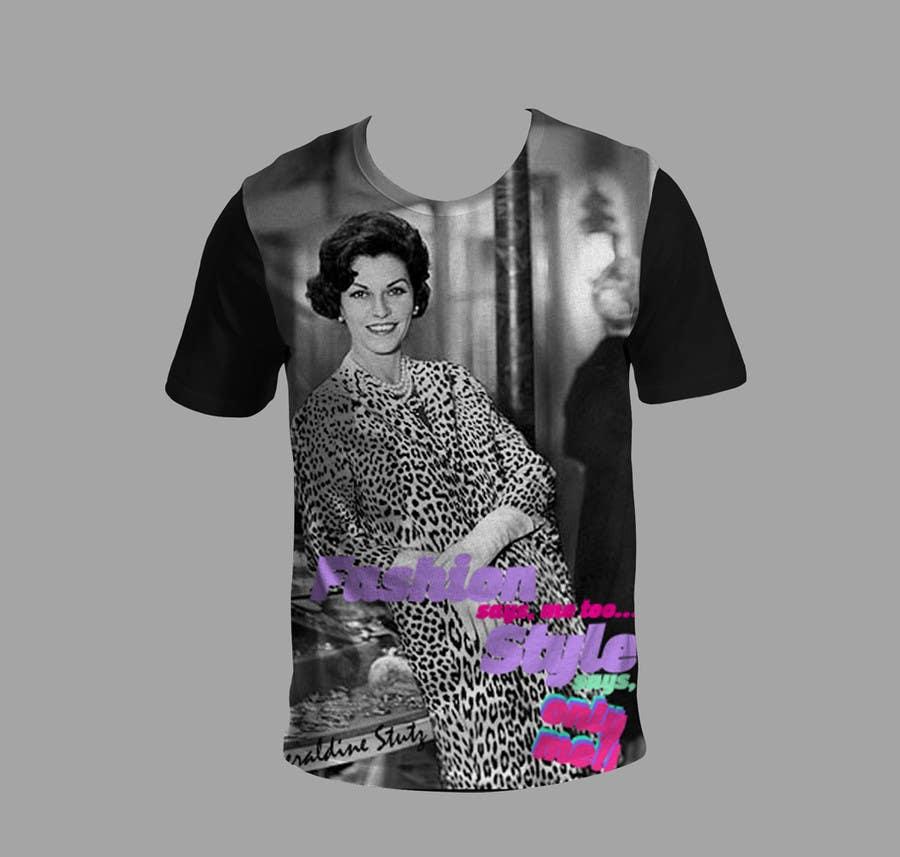 Contest Entry #                                        7                                      for                                         Design a T-Shirt for NicKnack