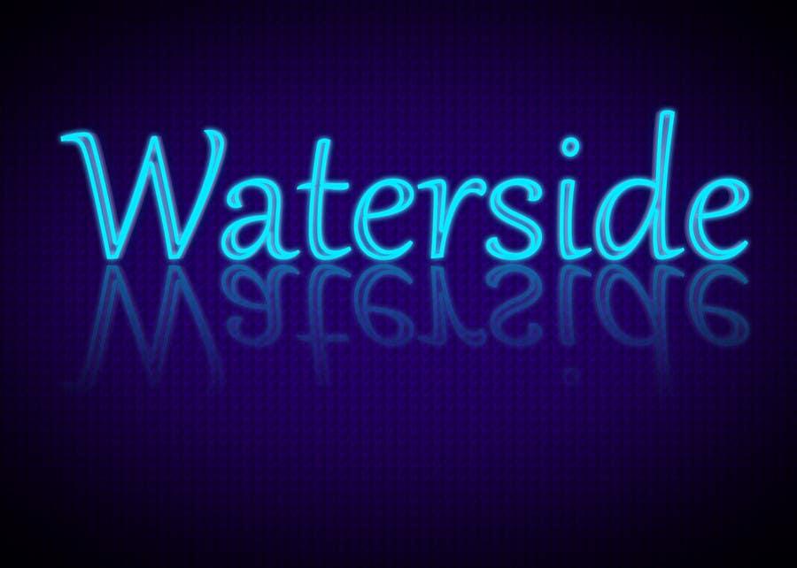 Inscrição nº                                         11                                      do Concurso para                                         Logo Design for Waterside