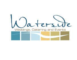 #42 para Logo Design for Waterside por danimetro