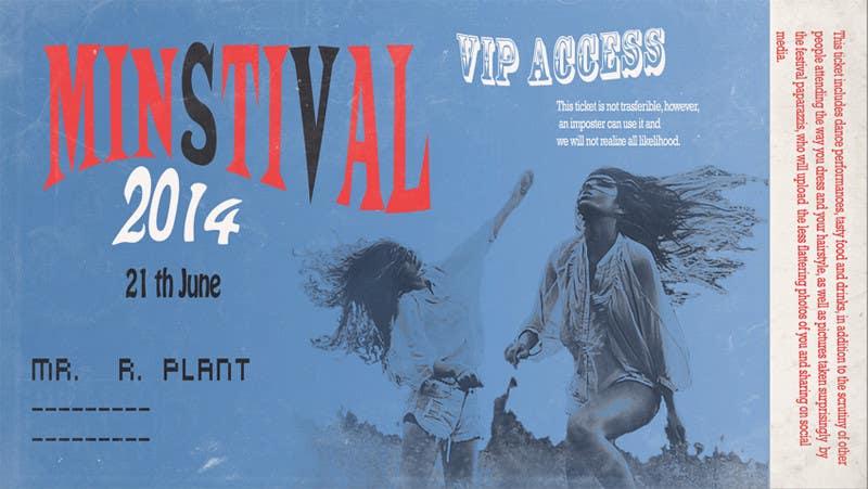 Penyertaan Peraduan #                                        18                                      untuk                                         Logo & poster concept for festival themed event