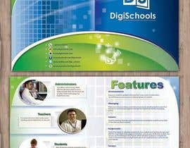 nº 52 pour Brochure Design for DigiSchools par tarhestan