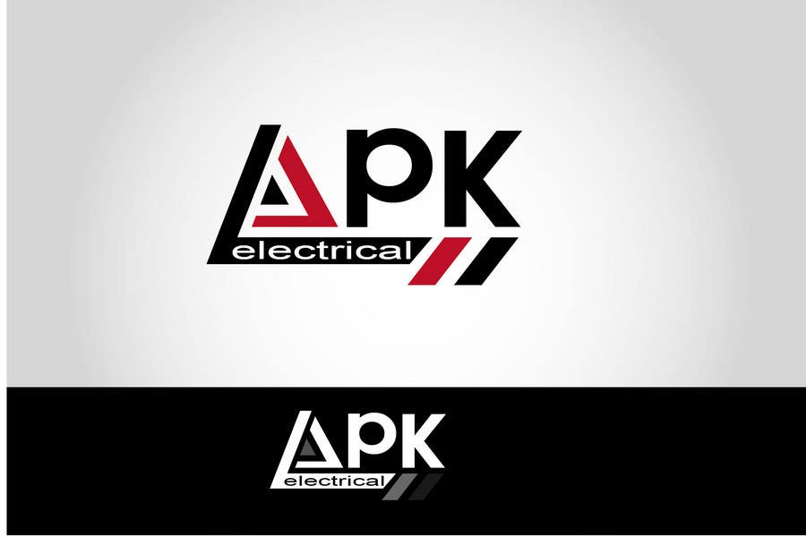 Konkurrenceindlæg #215 for Logo Design for APK Electrical