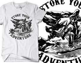 #10 para Alpine Sport T Shirt Design (1 to 3 colors) por valentinmihai07