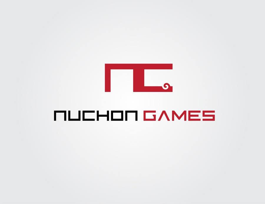 Конкурсная заявка №15 для Logo Design for Nuchon Games