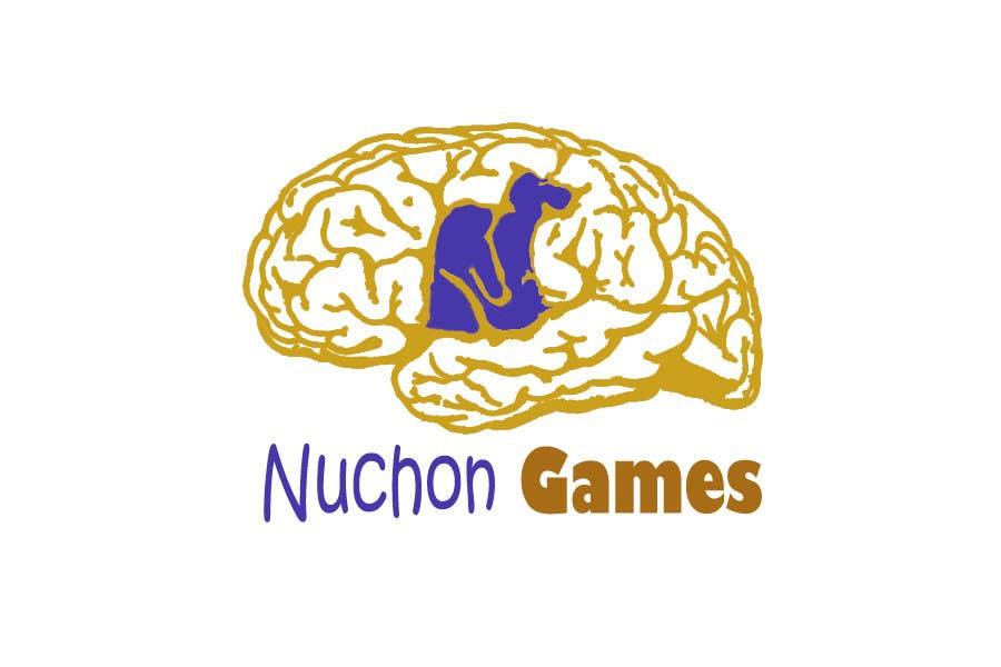 Конкурсная заявка №24 для Logo Design for Nuchon Games