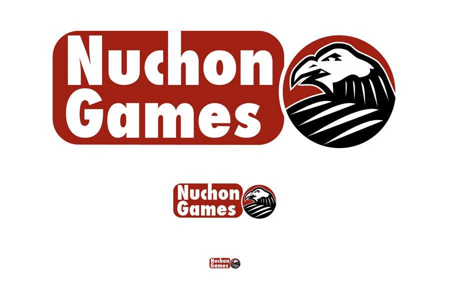 Inscrição nº 58 do Concurso para Logo Design for Nuchon Games