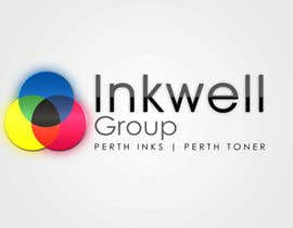 lakekover tarafından Logo Design for Inkwell Group - Perth Inks - Perth Toner için no 384