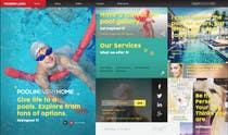 Bài tham dự #28 về Graphic Design cho cuộc thi Design a Website Mockup/Including Logo for Pool Renovation company
