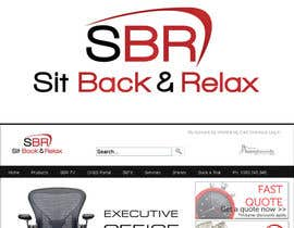 #36 for Logo Design for Sit Back & Relax by palelod
