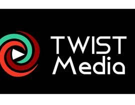 #62 para Design a Logo for Twist Media por tinaszerencses