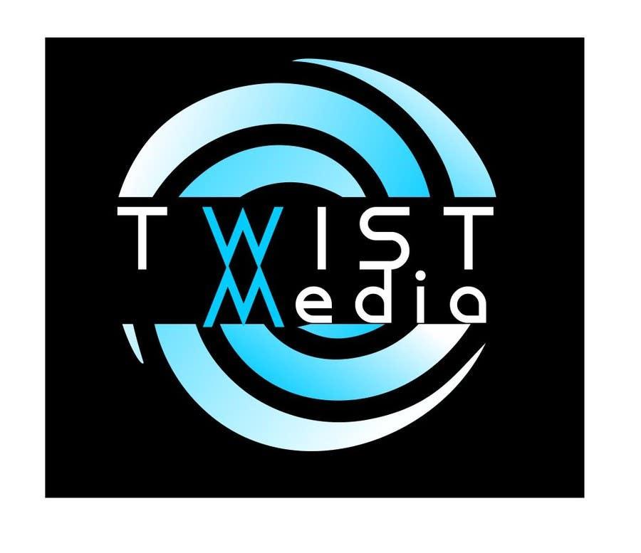 Inscrição nº                                         63                                      do Concurso para                                         Design a Logo for Twist Media