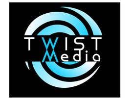 #63 para Design a Logo for Twist Media por tinaszerencses