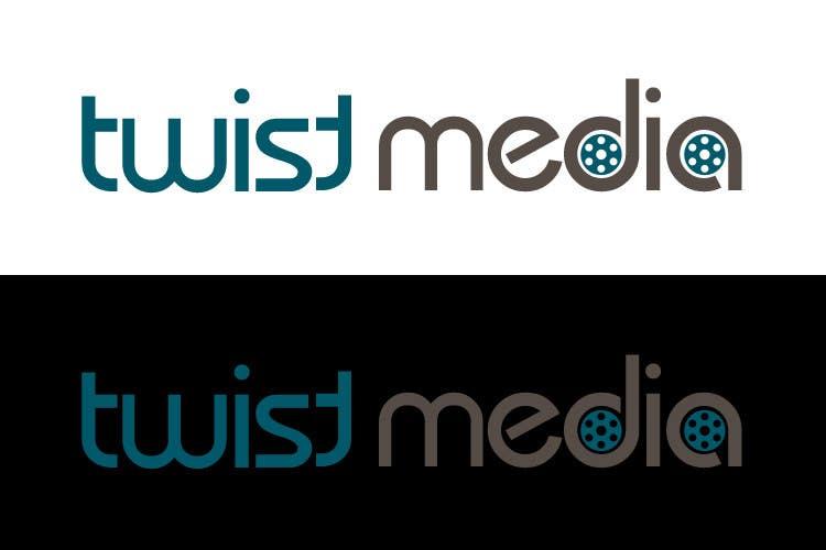 Inscrição nº                                         34                                      do Concurso para                                         Design a Logo for Twist Media