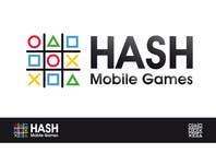 Bài tham dự #236 về Graphic Design cho cuộc thi Logo Design for #Hash Mobile Games