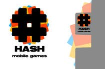 Graphic Design Contest Entry #206 for Logo Design for #Hash Mobile Games